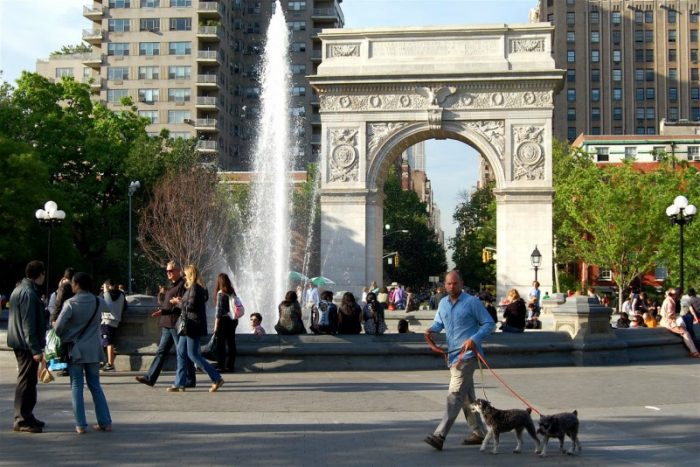 arco di washington a new york