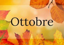 Eventi per bambini ottobre