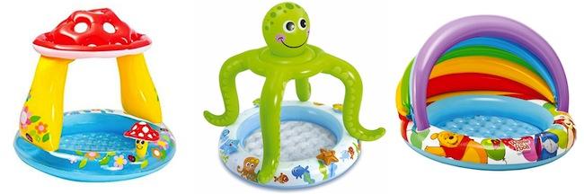 Piscine gonfiabili per bambini ecco i modelli pi apprezzati - Poltrone gonfiabili per piscina ...