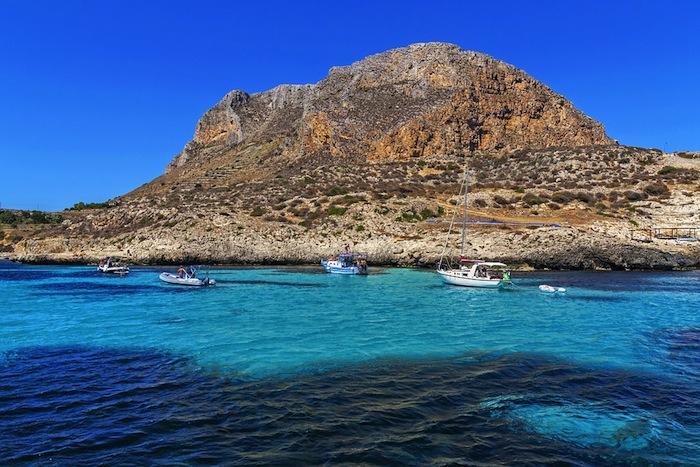isole egadi cosa vedere in barca
