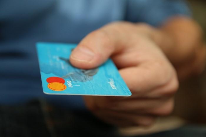 Errori di viaggio sulle carte di credito