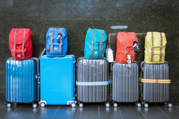 Smarrire il bagaglio in un viaggio