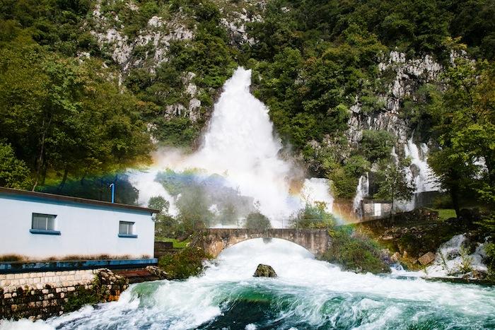 sorgente valle del vipava slovenia