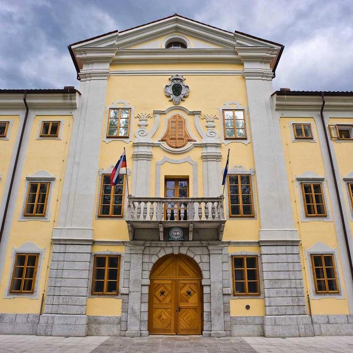 palazzo lantieri vipava slovenia