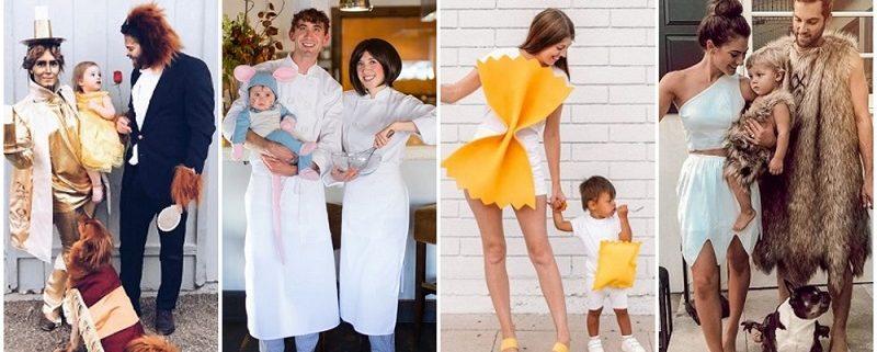 20 Idee Vestiti di Carnevale per tutta la famiglia