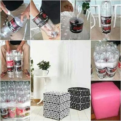 Bricolage Con Bottiglie Di Plastica.Riciclare Bottiglie Di Plastica 10 Idee Per Decorare La Casa Con I