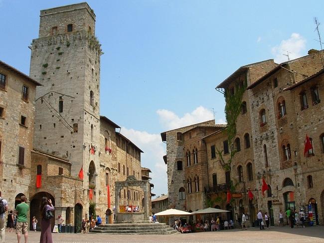 I borghi toscani, San Gimignano