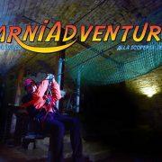 NarniAdventures, il percorso avventura a Narni