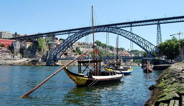 Porto (Portogallo) cosa vedere: ponte Dom Luis