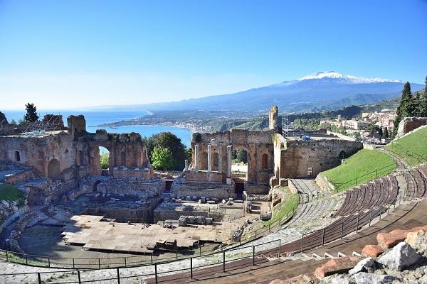 Cosa visitare in Sicilia: Tarormina