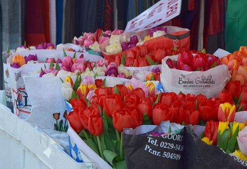 Naschmarkt, il mercato più popolare di Vienna