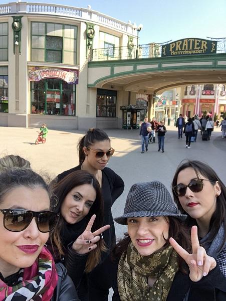 5 Mamme a Vienna: Prater