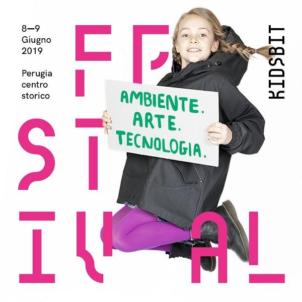 Kidsbit 2019 torna a Perugia 8 e 9 giugno
