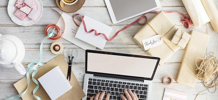 Inviare un regalo con un semplice click