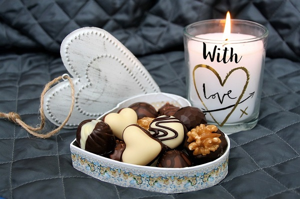 Invia fioci e cioccolatini in tutto il mondo