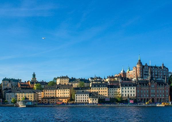 Visitare Stoccolma in battello