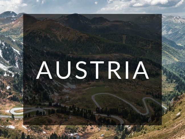 cosa vedere in austria