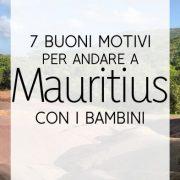 viaggiare mauritius con bambini