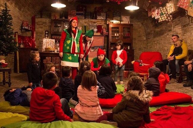 Laboratori al Magico Mondo di Babbo Natale a Pergola